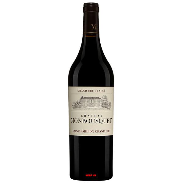 Rượu Vang Chateau Monbousquet