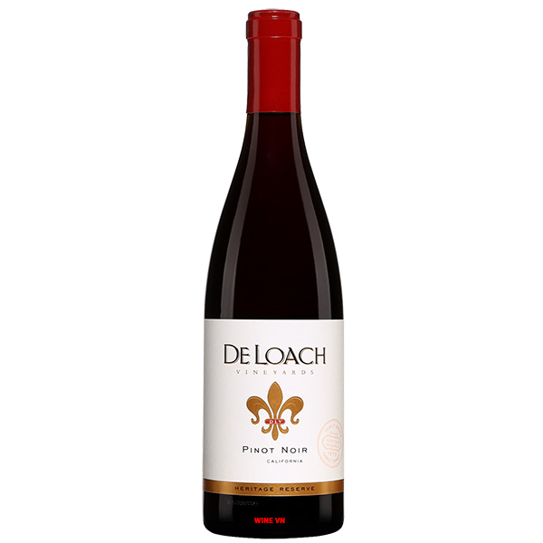 Rượu Vang DeLoach Heritage Reserve Pinot Noir