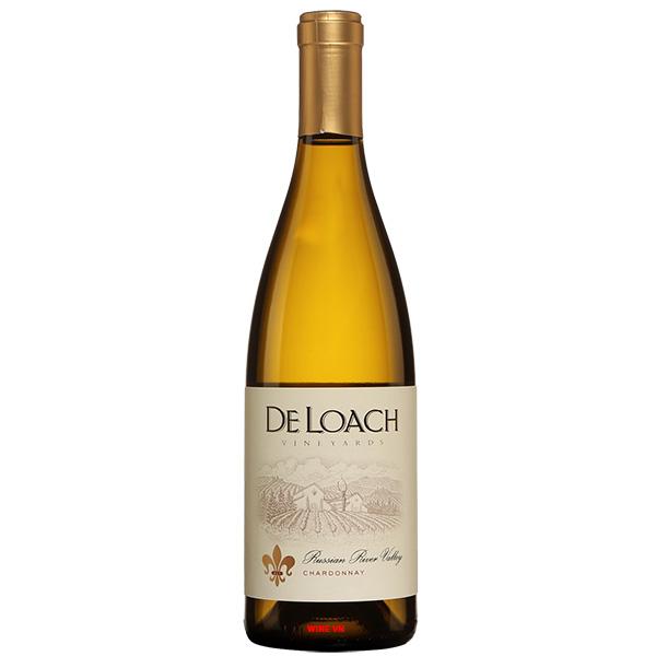 Rượu Vang DeLoach Russian River Chardonnay
