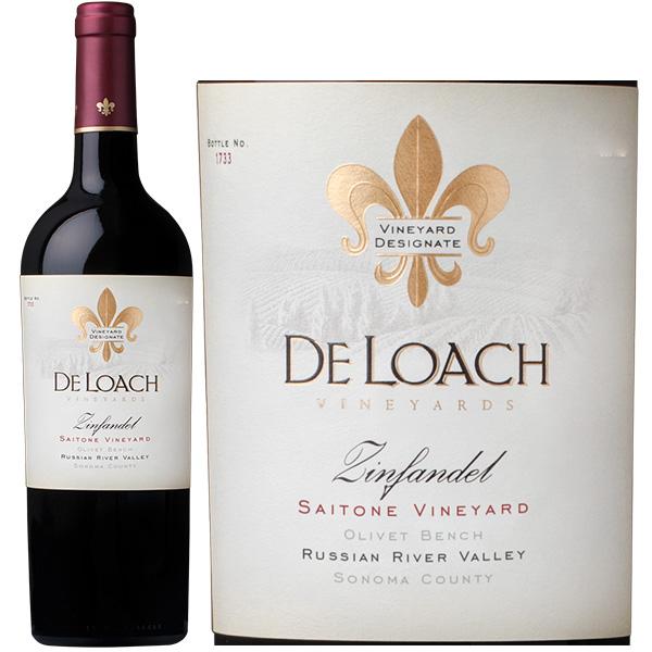 Rượu Vang DeLoach Russian River Zinfandel