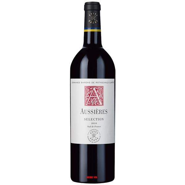 Rượu Vang Domaines Barons De Rothschild Aussières Selection