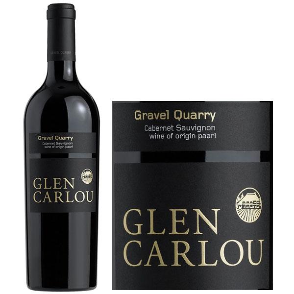 Rượu Vang Glen Carlou Prestige Gravel Quarry