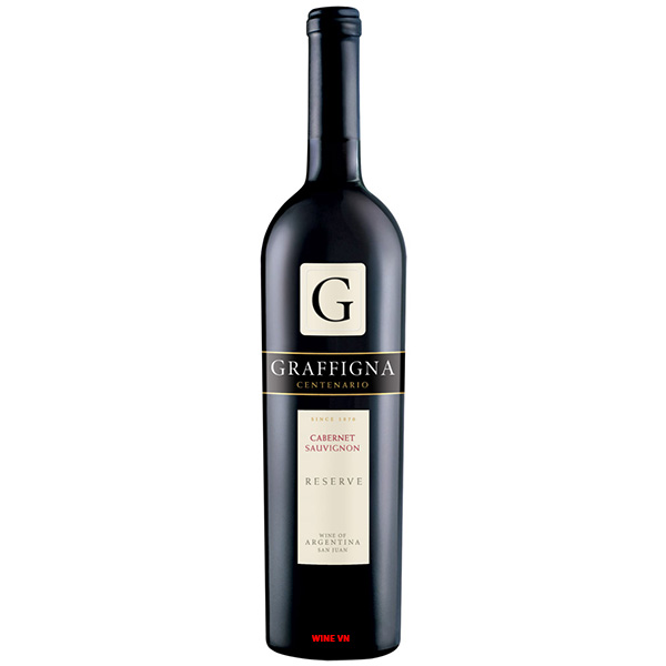 Rượu Vang Graffigna Reserva Cabernet Sauvignon