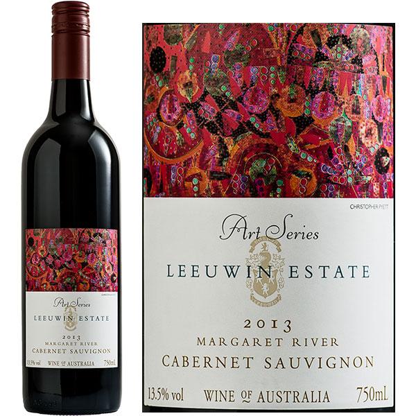 Rượu Vang Leeuwin Estate Art SeriesCabernet Sauvignon