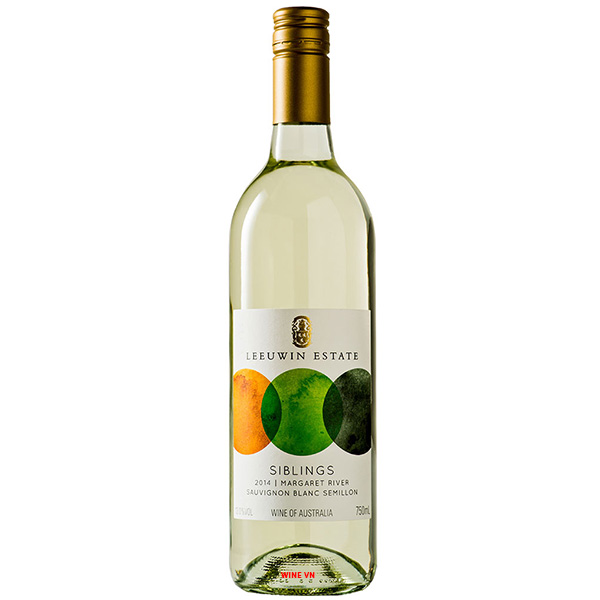 Rượu Vang Leeuwin Estate Siblings Sauvignon Blanc Semillon