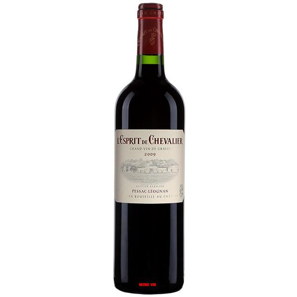 Rượu Vang L'esprit De Chevalier Pessac Leognan