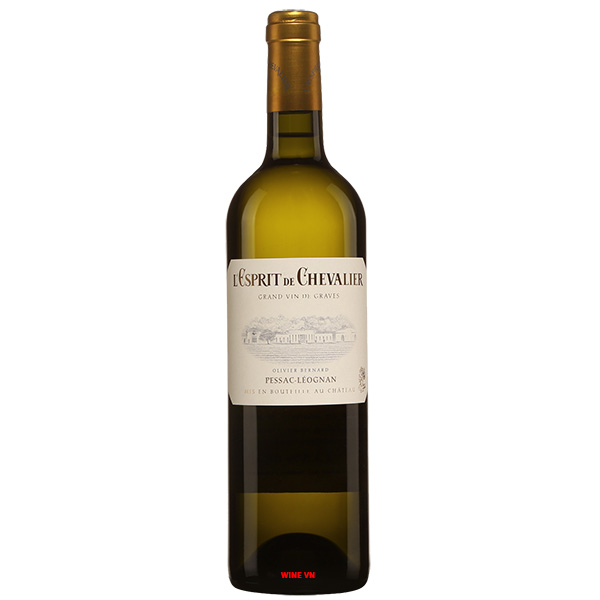 Rượu Vang L'esprit De Chevalier White