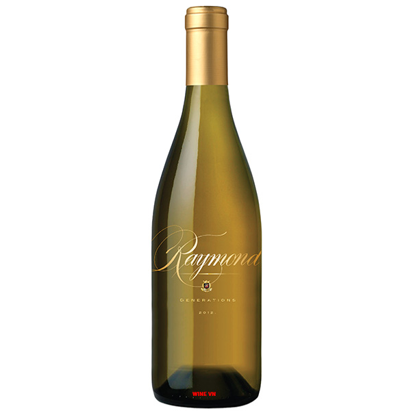 Rượu Vang Mỹ Raymond Generations Chardonnay