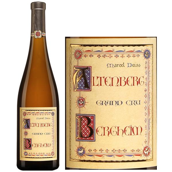 Rượu Vang Marcel Deiss Altenberg Bergheim