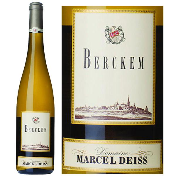 Rượu Vang Marcel Deiss Berckem