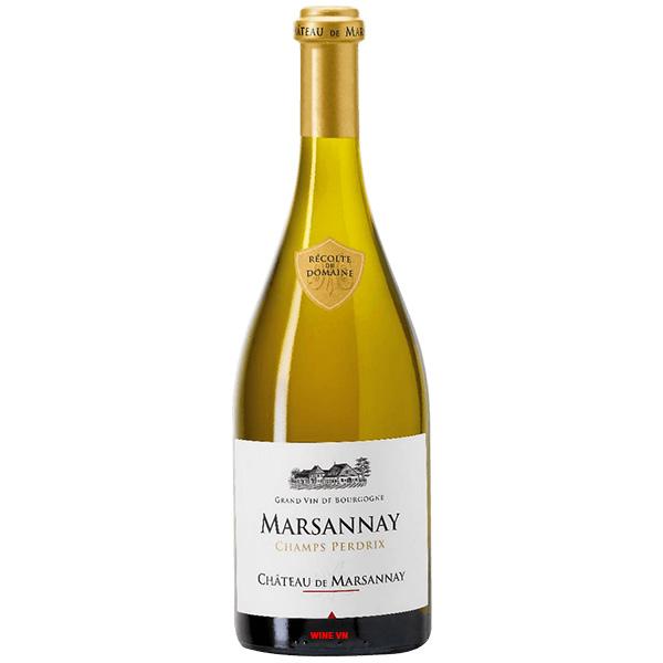 Rượu Vang Marsannay Champs Perdrix
