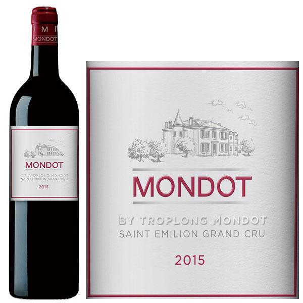 Rượu Vang Mondot Saint Emilion Grand Cru