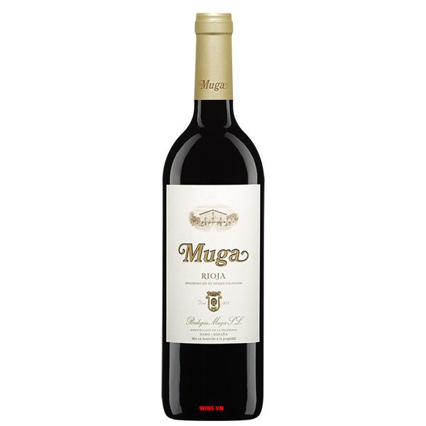 Rượu Vang Muga Rioja