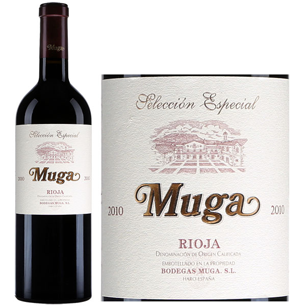 Rượu Vang Muga Selección Especial