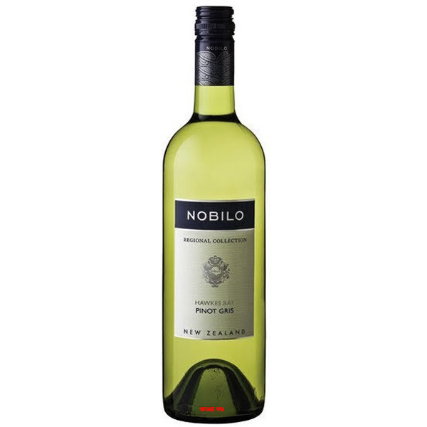 Rượu Vang Nobilo Regional Collection Pinot Gris
