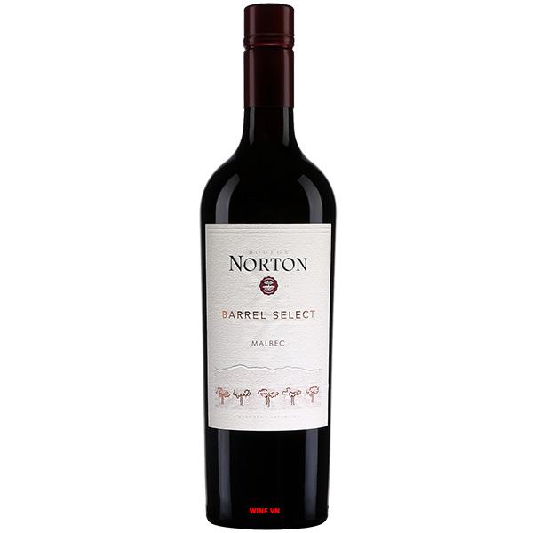 Rượu Vang Norton Barrel SelectMalbec