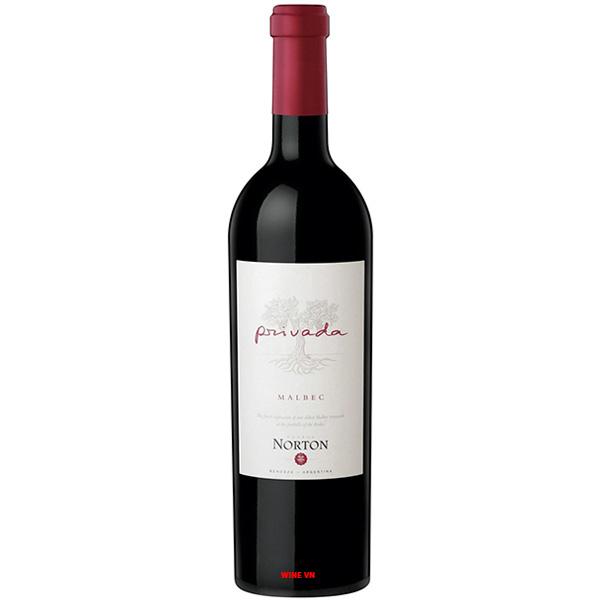 Rượu Vang Norton Privada Malbec