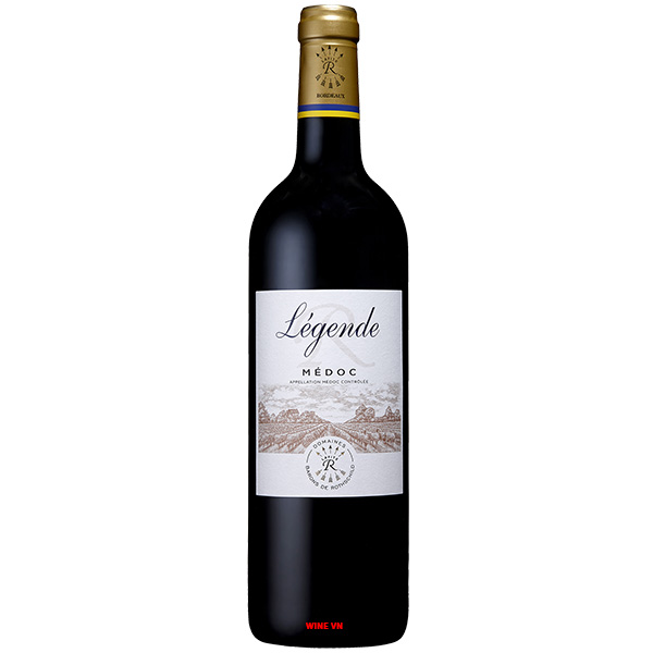 Rượu Vang Pháp Légende Médoc