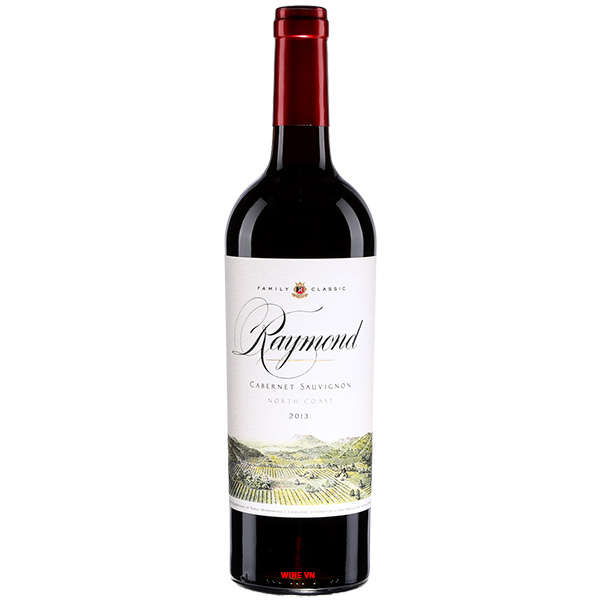 Rượu Vang Raymond Family Classic Cabernet Sauvignon