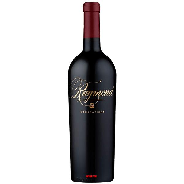 Rượu Vang Raymond Generations Cabernet Sauvignon