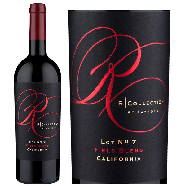 Rượu Vang Raymond R Collection Field Blend