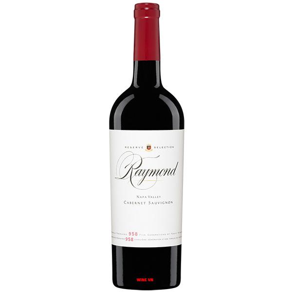 Rượu Vang Raymond Reserve Selection Cabernet Sauvignon
