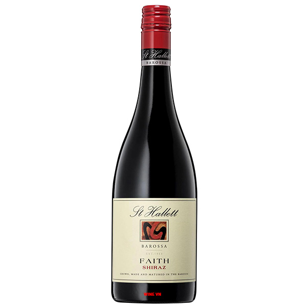 Rượu Vang St Hallett Faith Shiraz