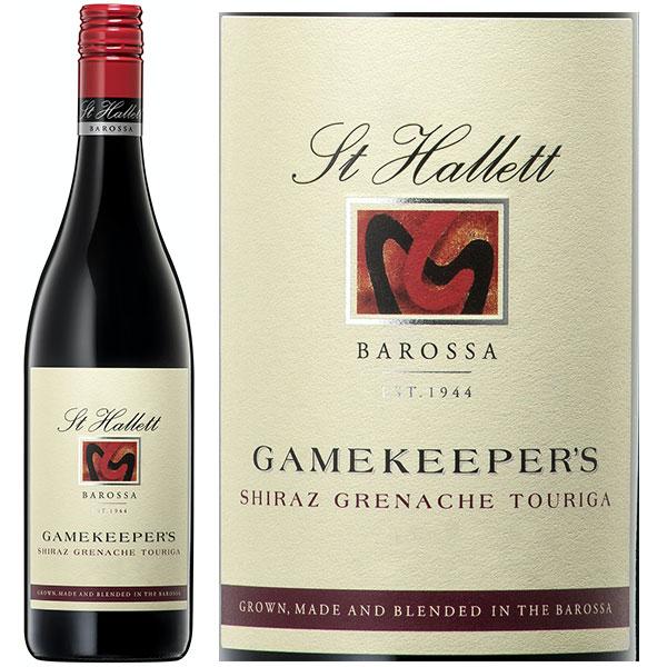 Rượu Vang St Hallett Gamekeeper'sShiraz - Grenache - Touriga