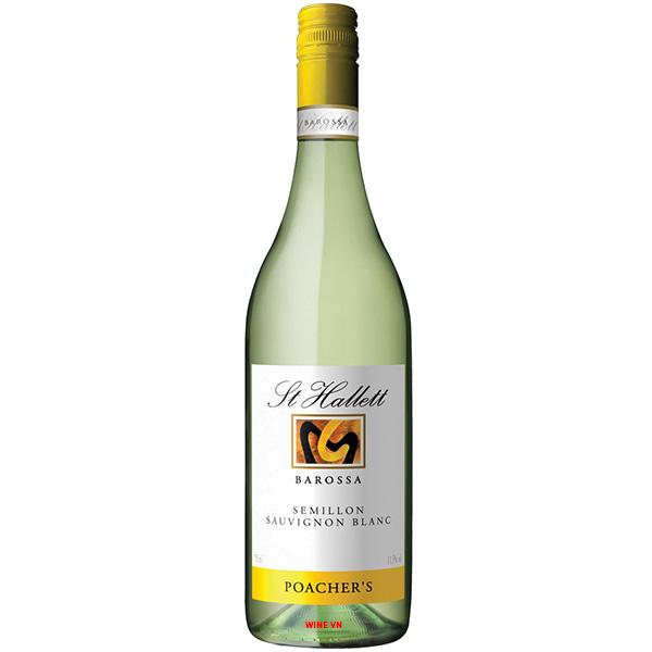 Rượu Vang St Hallett Poacher's Semillon Sauvignon Blanc
