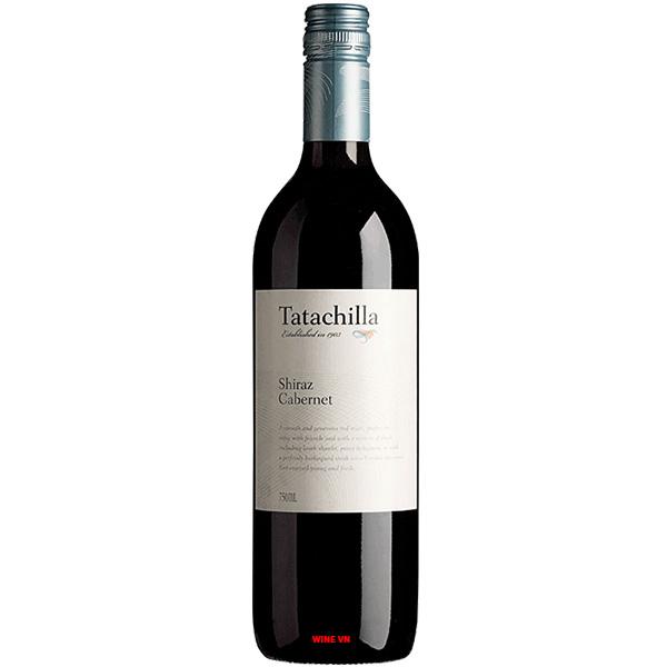 Rượu Vang Tatachilla Shiraz Cabernet