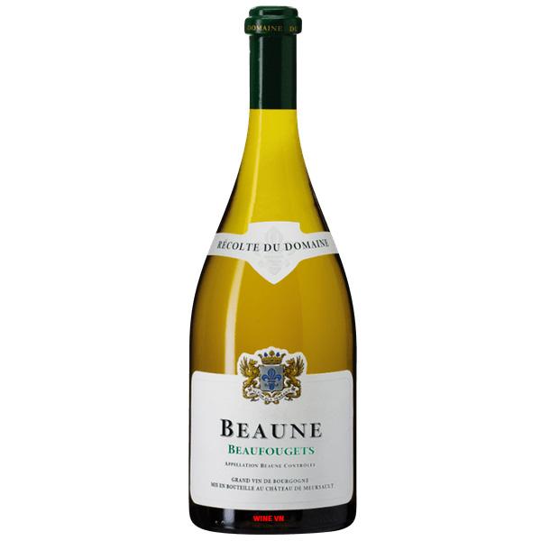Rượu Vang Trắng Beaune Beaufougets