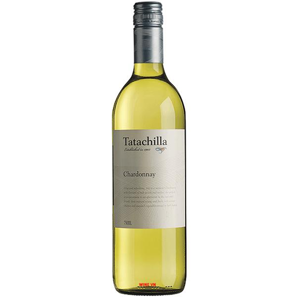 Rượu Vang Trắng Tatachilla Chardonnay