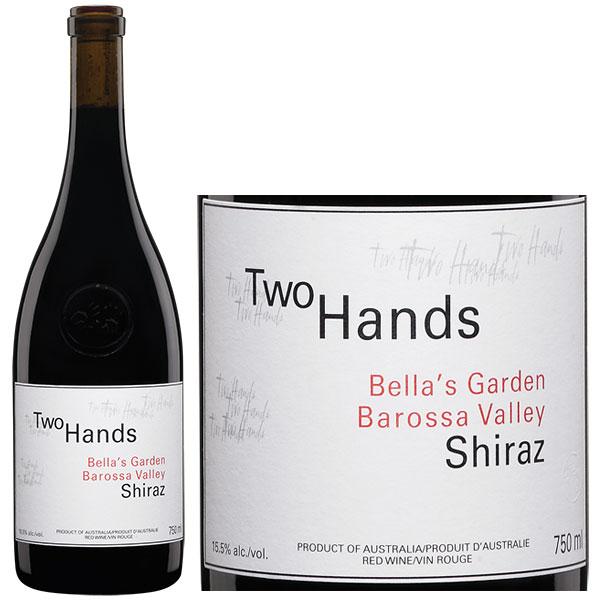 Rượu Vang Two Hands Bella's Garden Shiraz