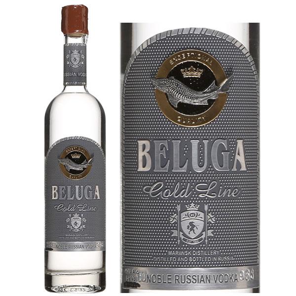 Rượu Vodka Beluga Gold Line