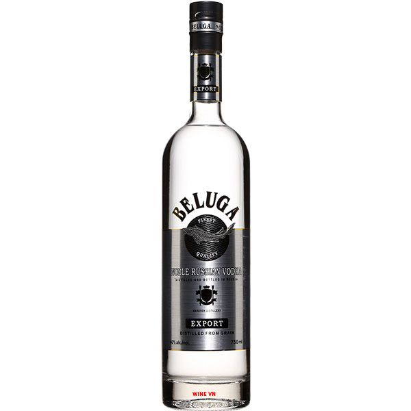 Rượu Vodka Beluga Noble Russian