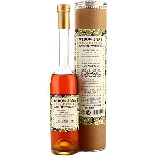 Rượu Widow Jane Wapsie Valley Bourbon Whiskey