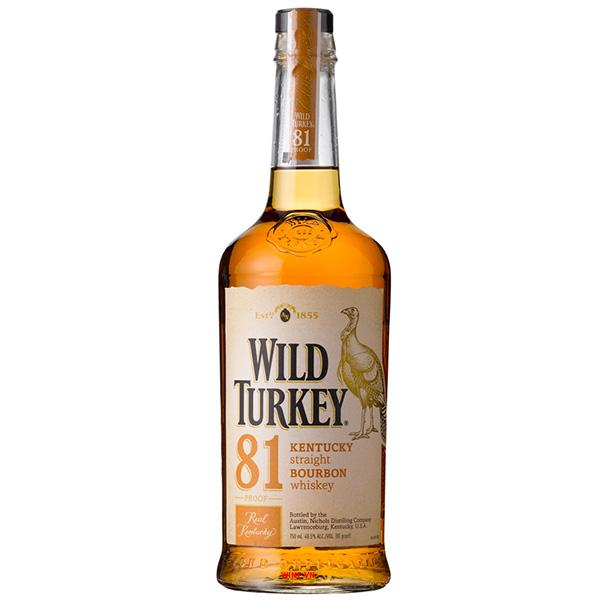 Rượu Wild Turkey 81 Bourbon