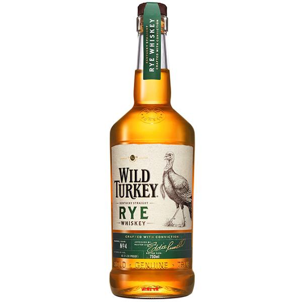 Rượu Wild Turkey Kentucky Straight Rye