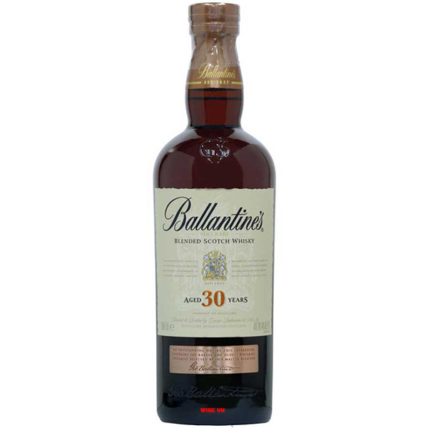 Rượu Ballantines 30 Years