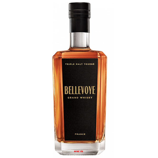 Rượu Bellevoye Black Grand Whisky