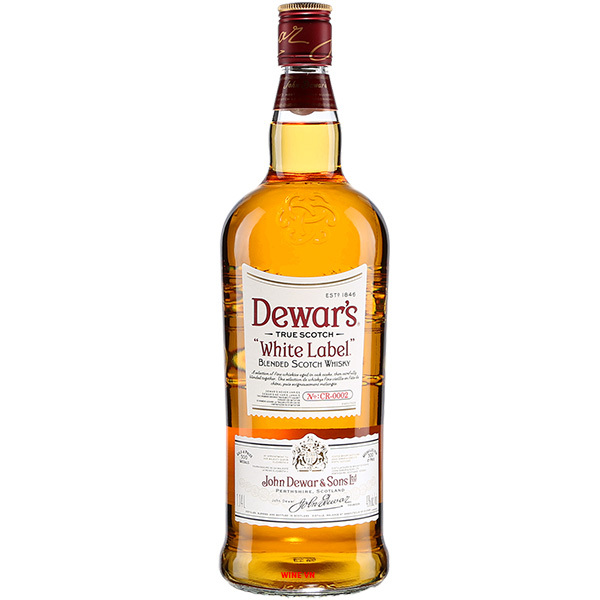 Rượu Dewar's White Label