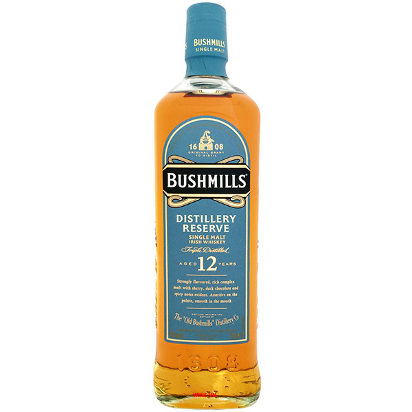 Rượu Bushmills 12 Years Old