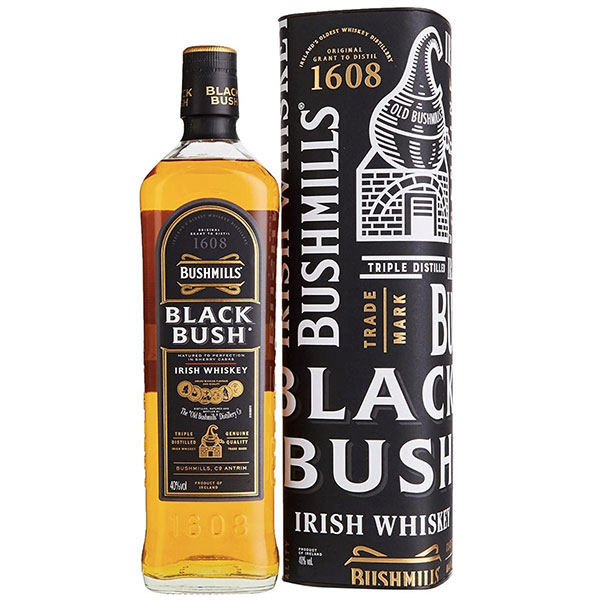 Rượu Bushmills Black Bush
