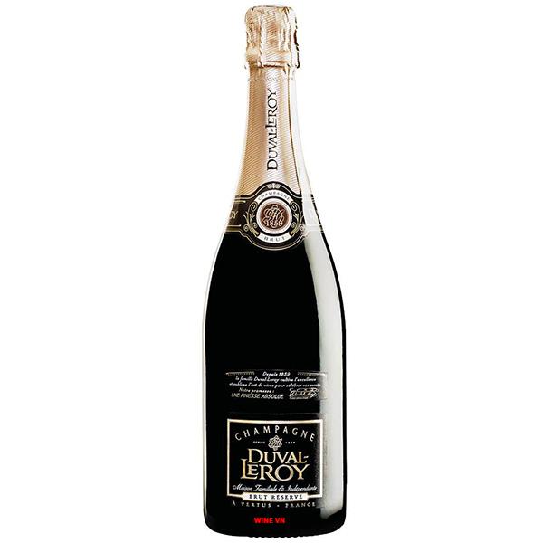 Rượu Champagne Duval Leroy Brut Reserve