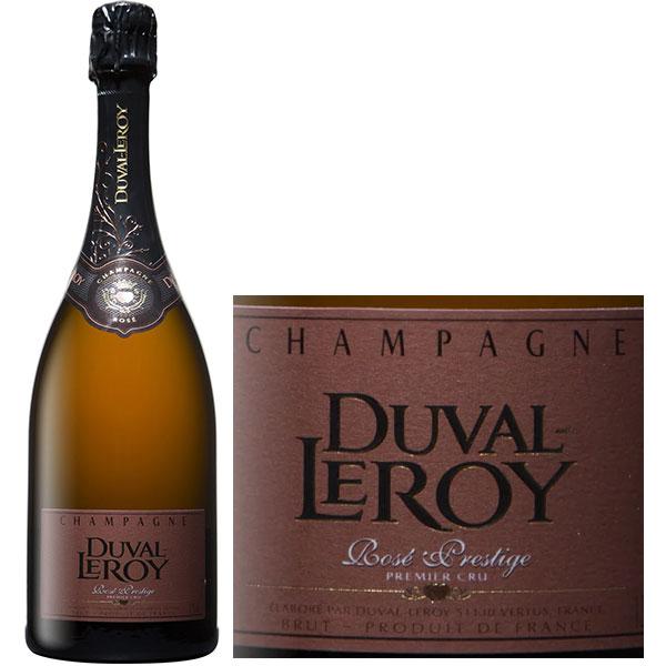 Rượu Champagne Duval Leroy Rose Prestige