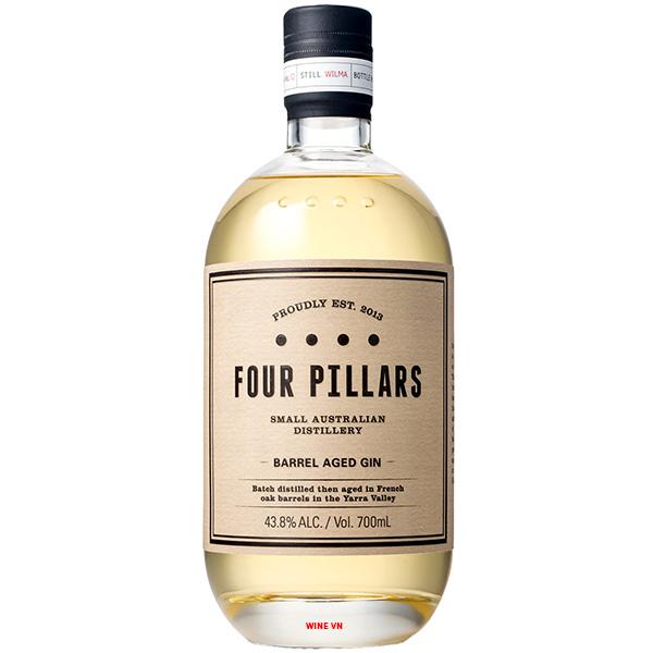 Rượu Four Pillars Barrel Aged Gin