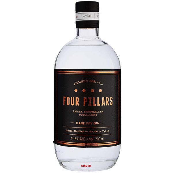 Rượu Four Pillars Rare Dry Gin