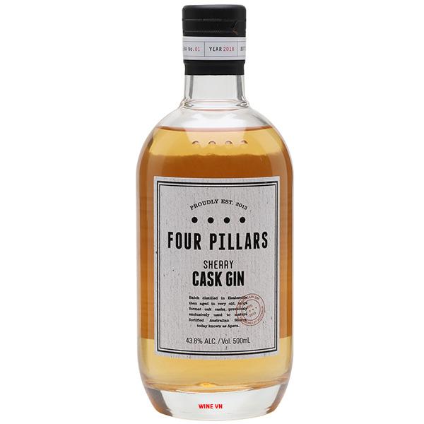 Rượu Four Pillars Sherry Cask Gin