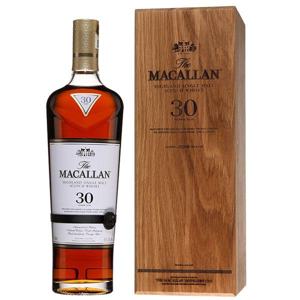 Rượu Macallan 30 Years Old