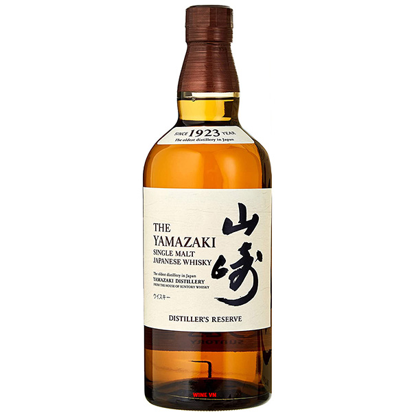 Rượu The Yamazaki Single Malt Whisky 1923